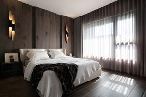后現代風格個性時尚臥室設計裝修效果圖