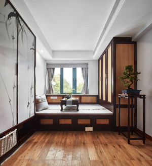 空间其他 中式 榻榻米 三居室装修