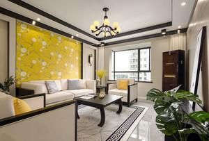 客厅 中式 局部其他 三居室装修