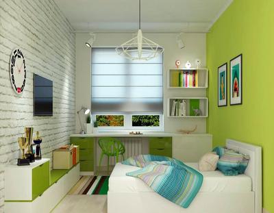 7平米兒童臥室裝修圖