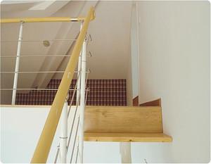 小户型阁楼楼梯效果图大全