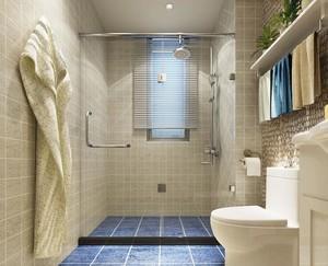 卫生间瓷砖装修效果图赏析