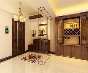 空间其他 现代 玄关 三居室装修