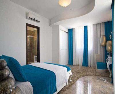 地中海风格酒店装修效果图