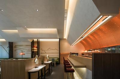 日式风格餐厅设计