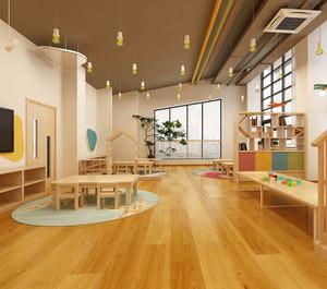 寫字樓兒童區裝修設計圖