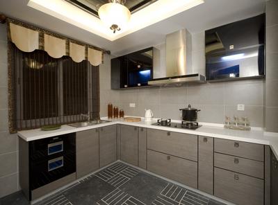 簡約風廚房設計圖