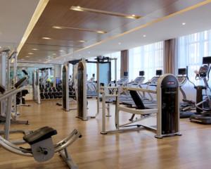 现代简欧风格健身房装修设计效果图赏析