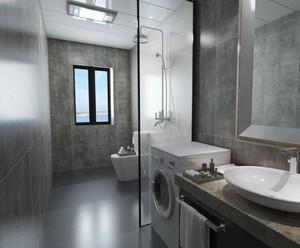 卫生间防滑瓷砖装修效果图