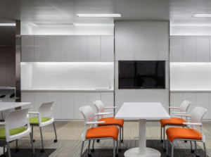 现代风格写字楼办公区装修效果图赏析