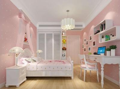 兒童臥室設計效果圖