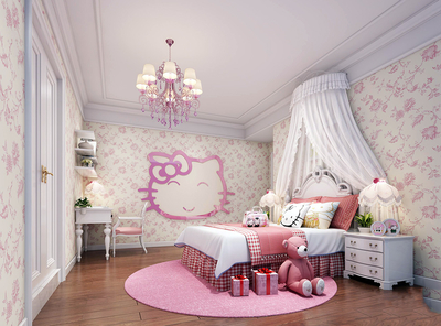 臥室兒童房裝修效果圖