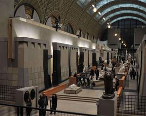 大型艺术博物馆装修效果图