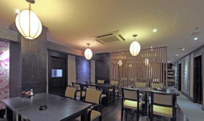日式餐厅装修设计效果图赏析