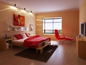 卧室 现代 局部其他 大户型装修