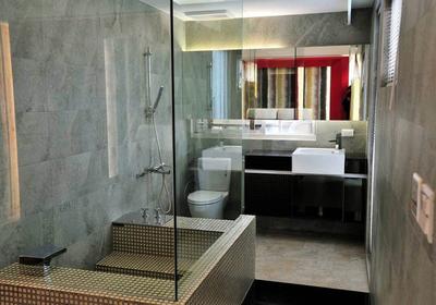 1.5平方米的卫生间装修效果图