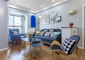 客廳墻面顏色刷漆效果圖欣賞