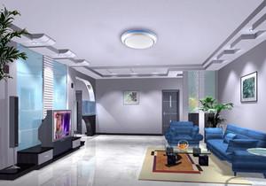 客厅 简约 吊顶 一居室装修