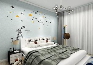 空间其他 简约 背景墙 一居室装修