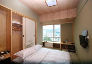 臥室日式和風裝修