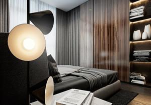 臥室 現代 家具 80平米裝修