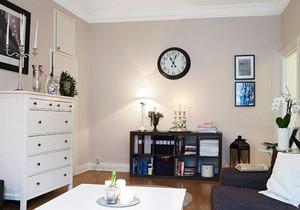 客廳 簡歐 墻面 一居室裝修