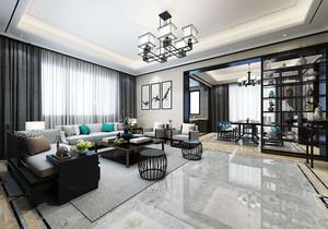 空间其他 中式 局部 一居室装修
