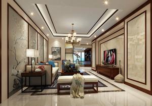 客厅 精致 玄关 一居室装修