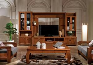 客厅 中式 局部 一居室装修