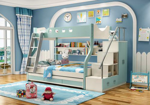 兒童房 地中海 局部 一居室裝修