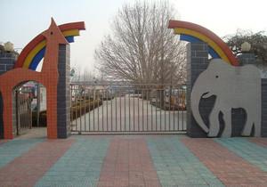 国外幼儿园大门设计效果图