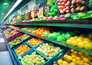 40平水果超市betway必威体育app官网效果图