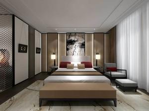 卧室 中式 家具 小户型装修