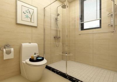 简创意家居卫生间装修效果图