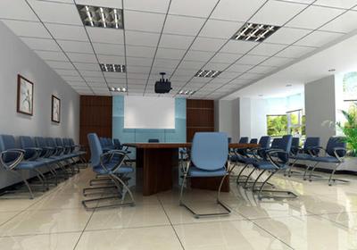 办公室会议室地面效果图大全