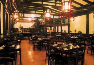 小型饭店厨房设计效果图大全