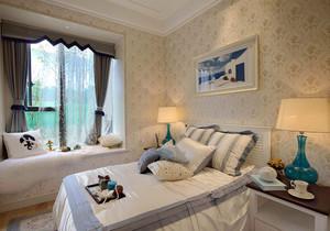 臥室 美式 飄窗 小戶型裝修