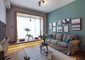 小客厅刷漆颜色效果图欣赏