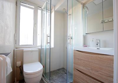 长方形小卫生间设计图