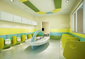 幼儿园厨房卫生间装修效果图大全