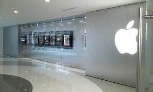 苹果手机专卖店效果图