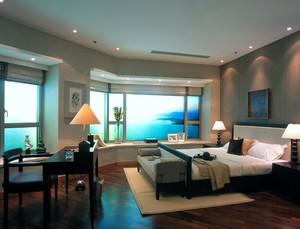 6平米书房兼卧室装修效果图