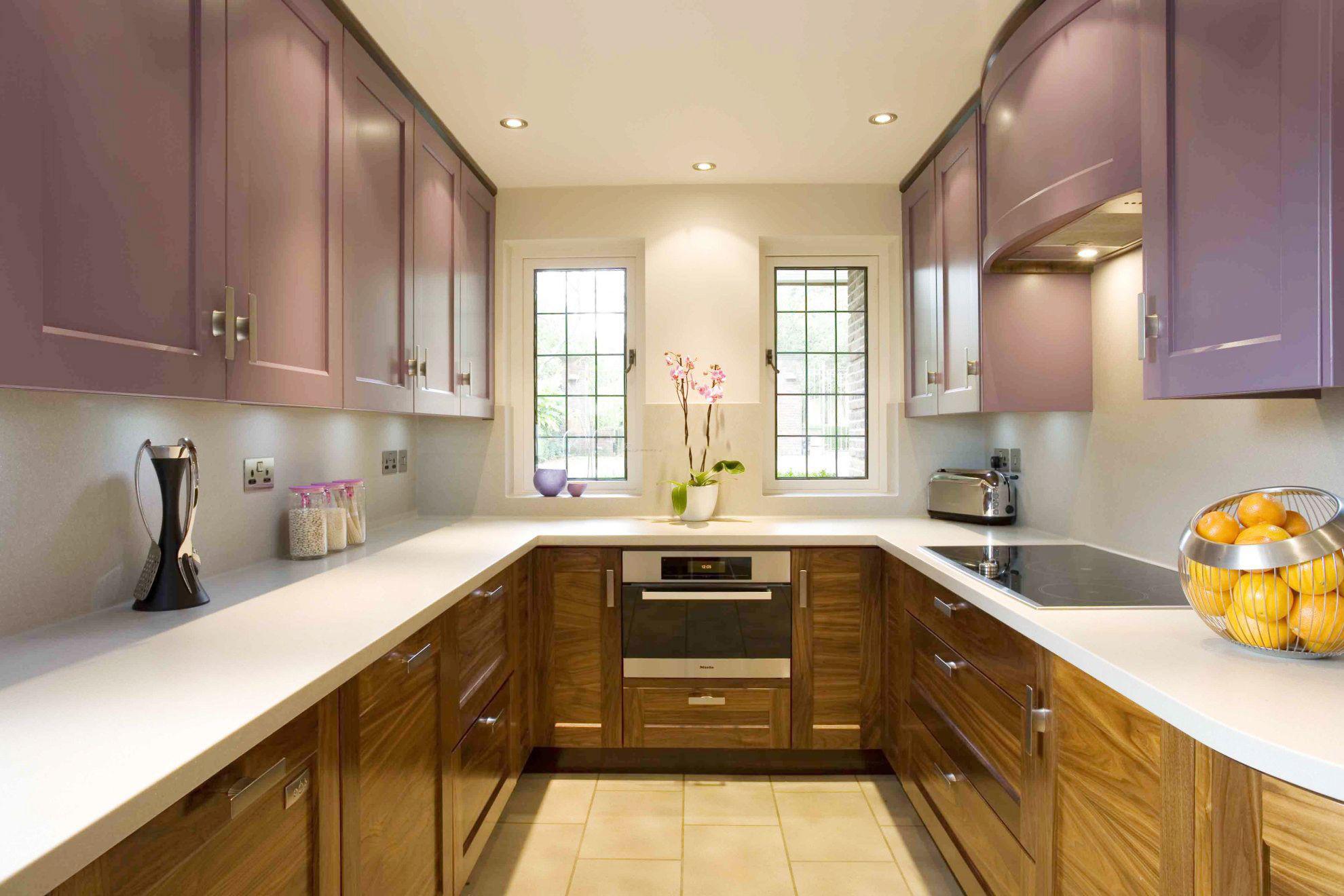 长方形厨房4平米怎么装修效果图