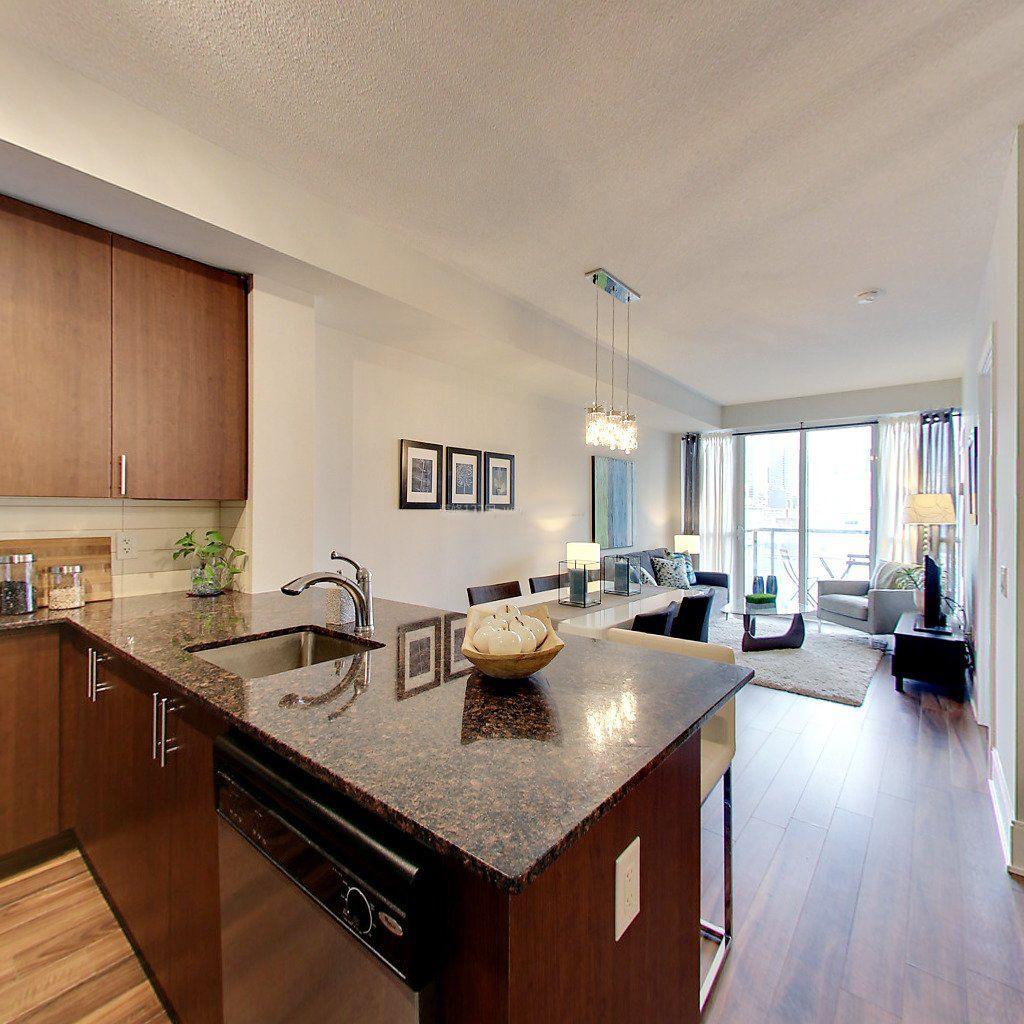 4平米开放式厨房装修效果图大全