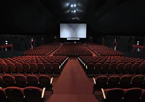 电影院或会议室多功能厅装修效果图