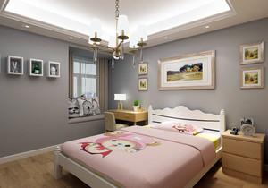小面积儿童房设计与装修效果图
