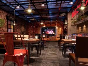 小酒吧的装修风格图片,成都音乐酒吧装修效果图