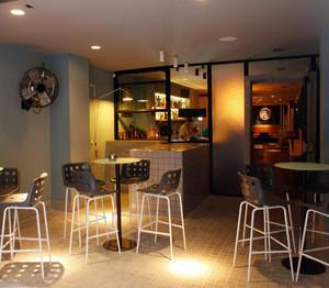 小酒吧风格装修图片,音乐小型酒吧装修效果图欣赏
