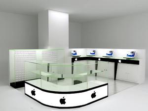 苹果笔记本专卖店装修效果图