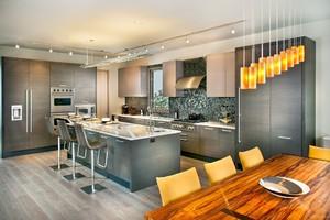 3平米一型厨房装修效果图大全